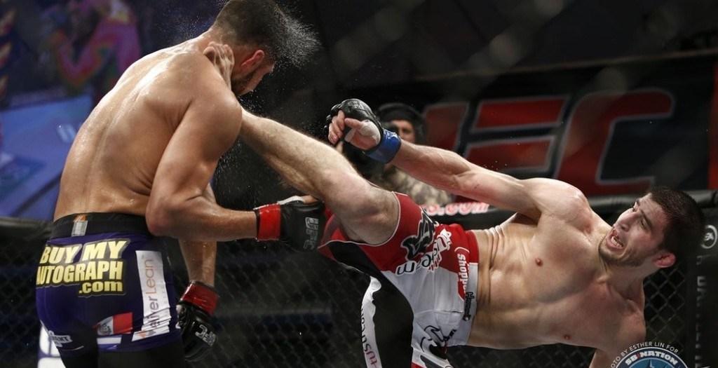 Jorge Masvidal vs Rustam Khabilov